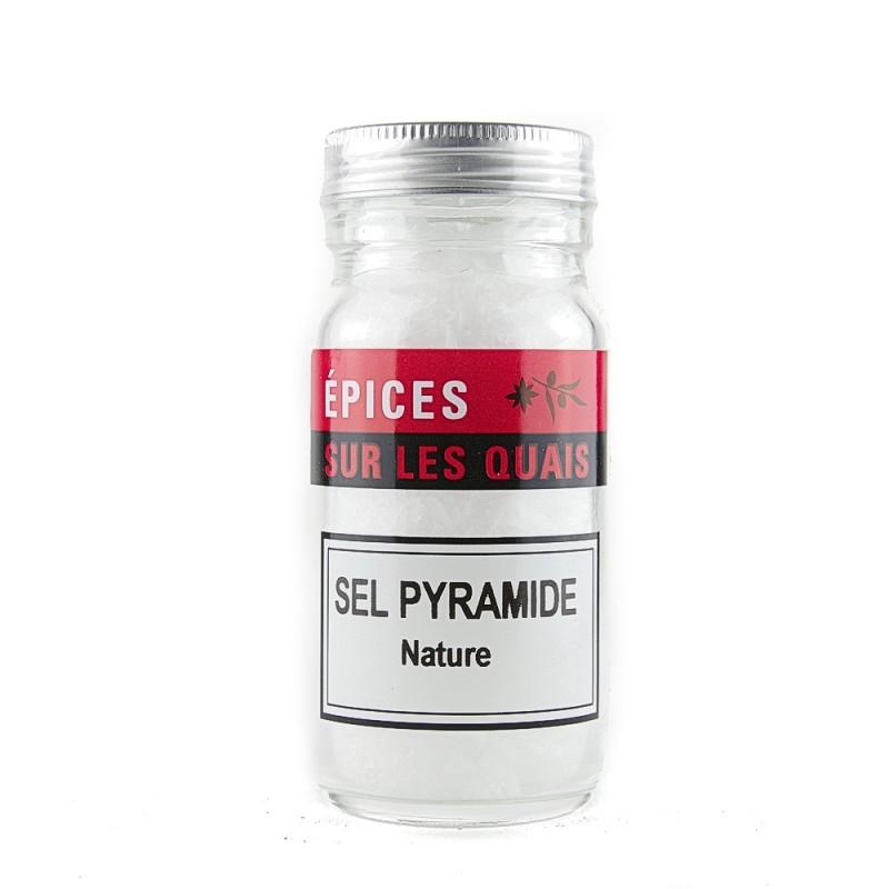 Sel Pyramide Blanc De Chypre