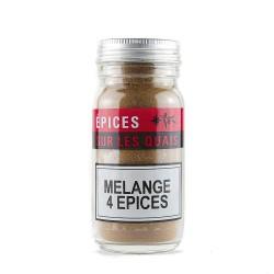 4 Epices (Mélange)