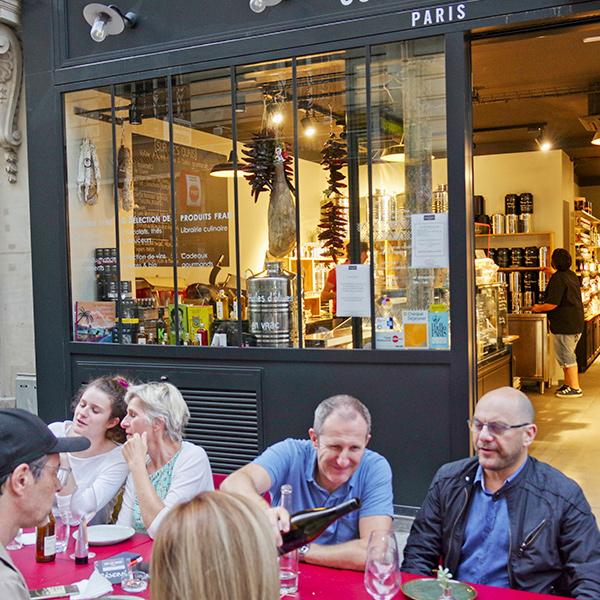 Le 17 SUR LES QUAIS Paris